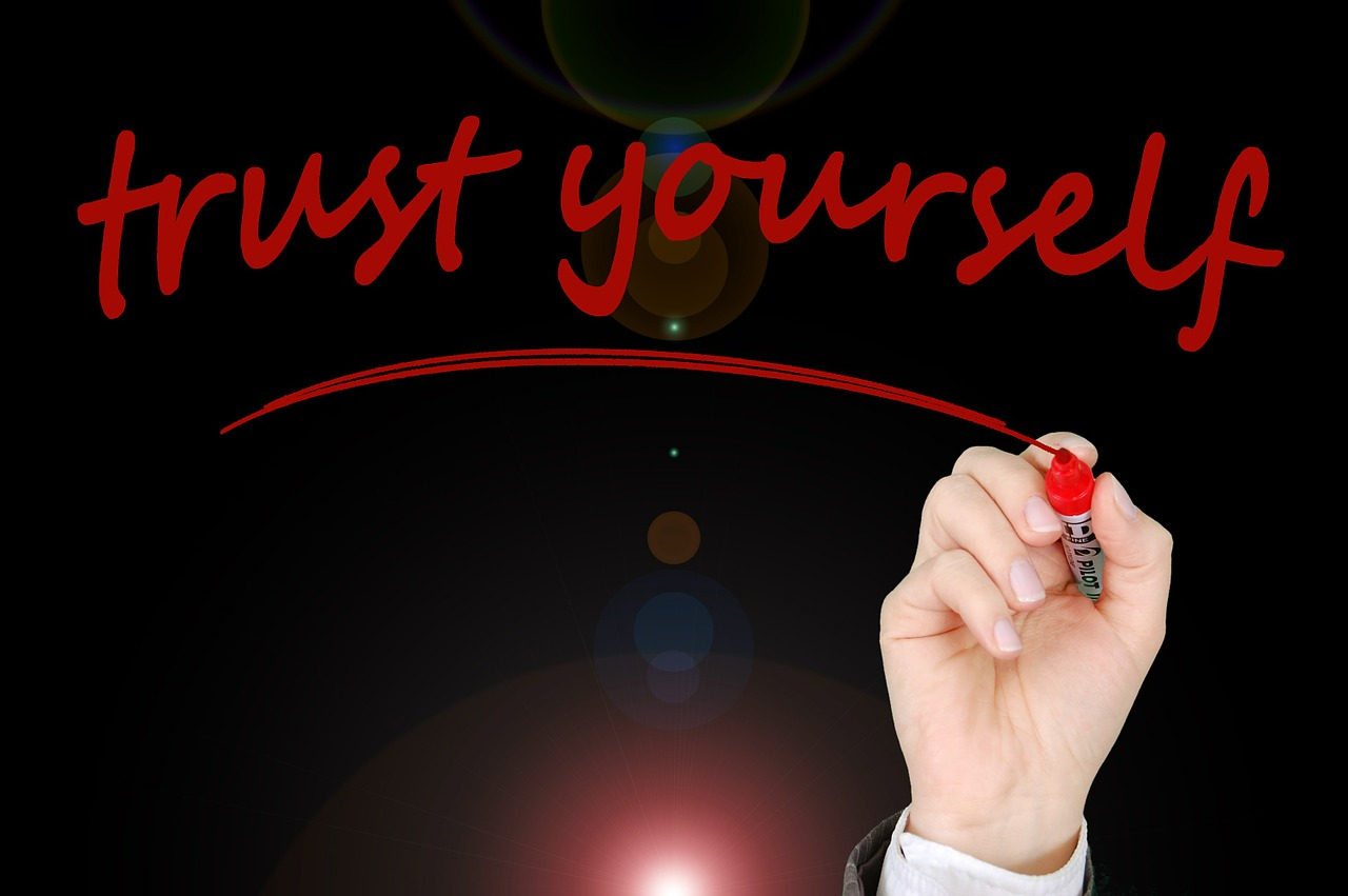To lead a business you need to lead yourself