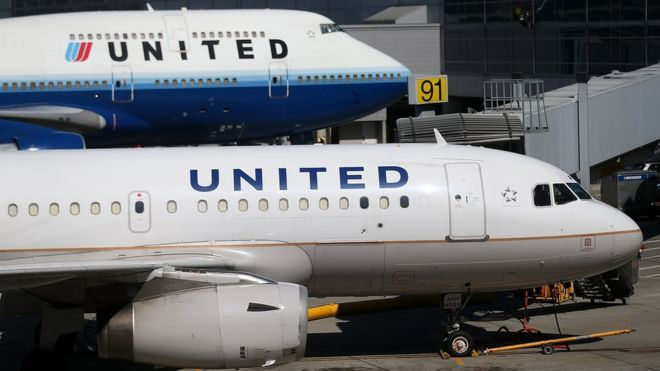 United Airlines CEO ousted after federal investigation